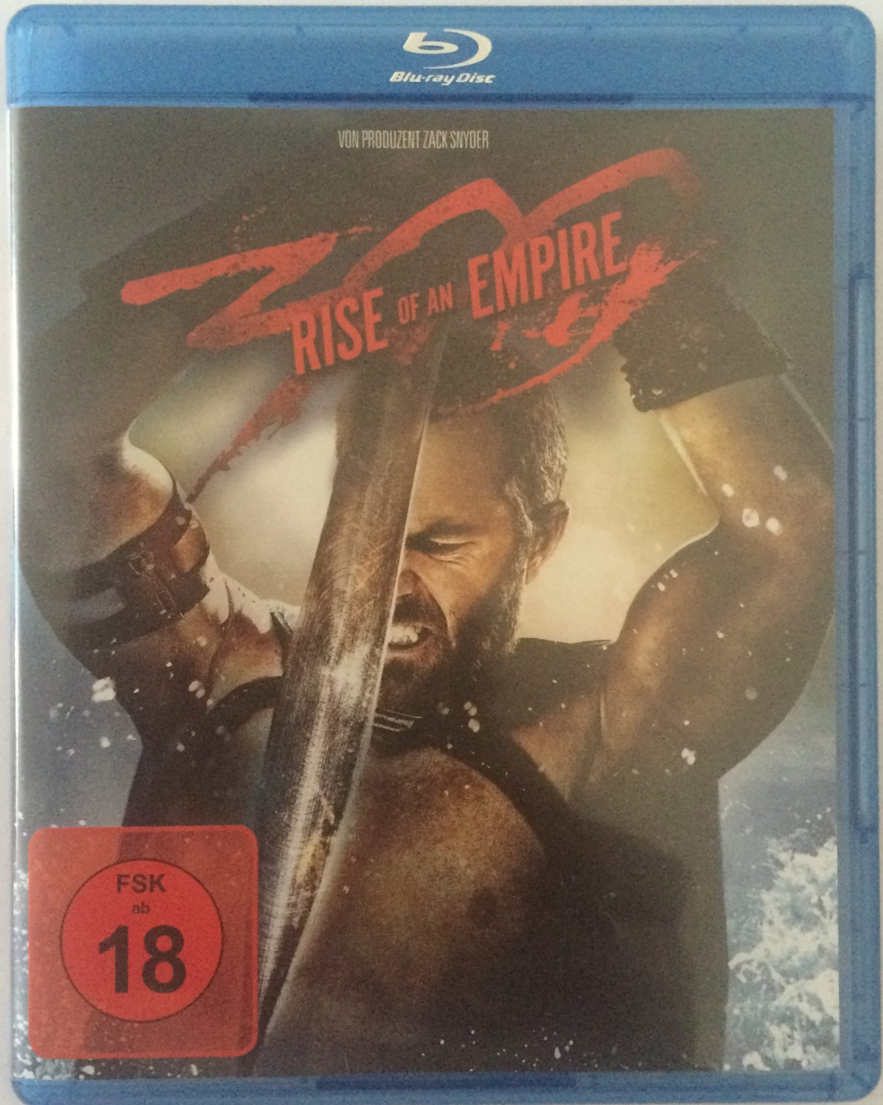 300 - Rise of an Empire Front