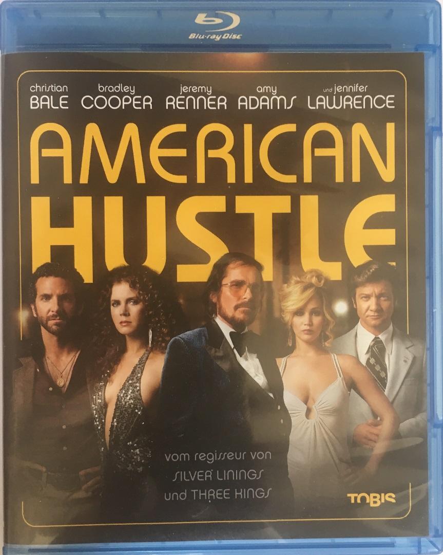 American Hustle Front