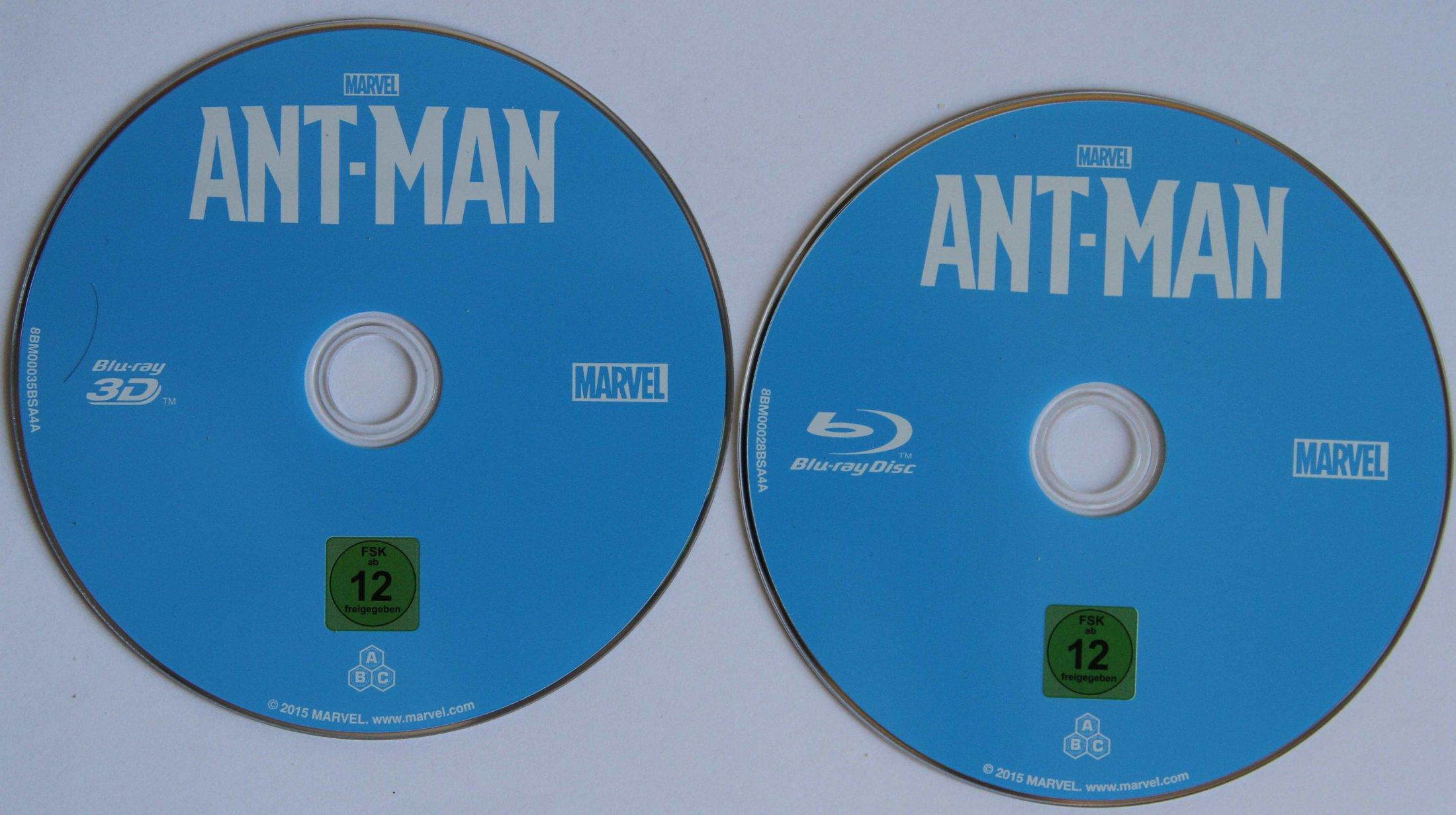 Ant-Man Disk