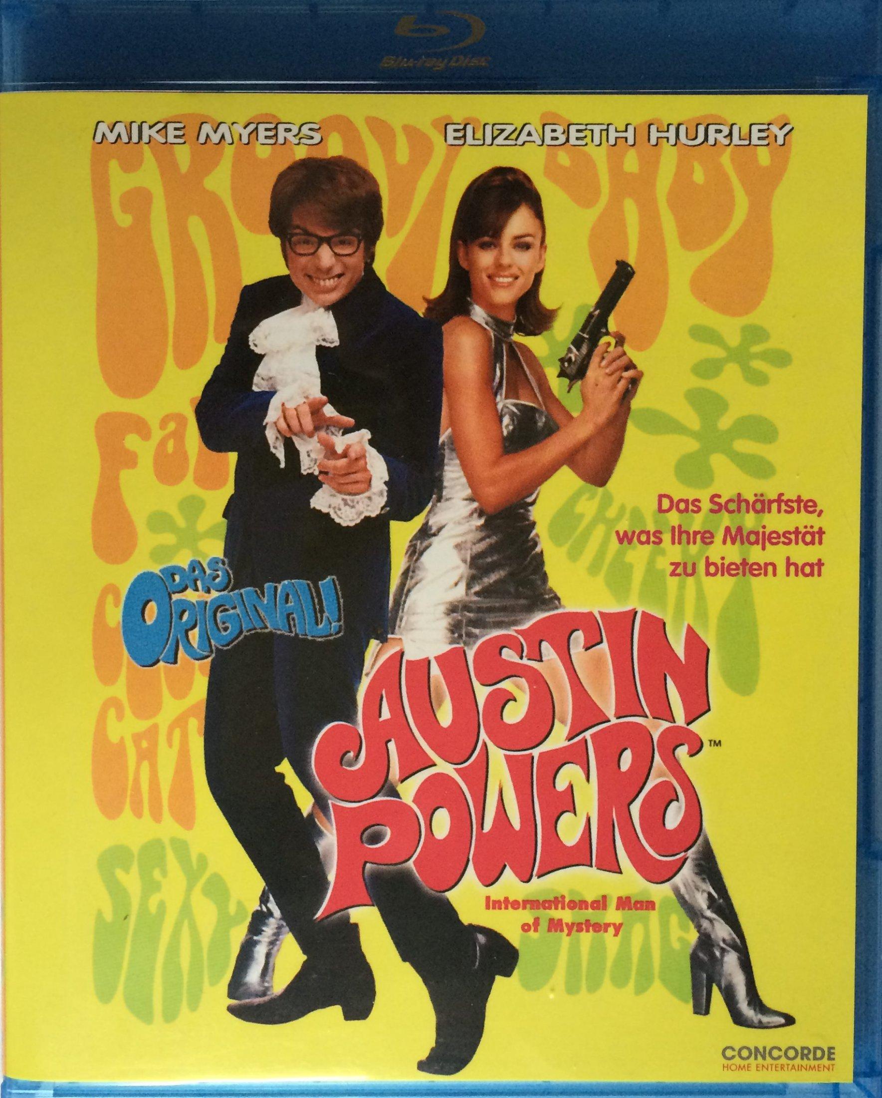 Austin Powers Front