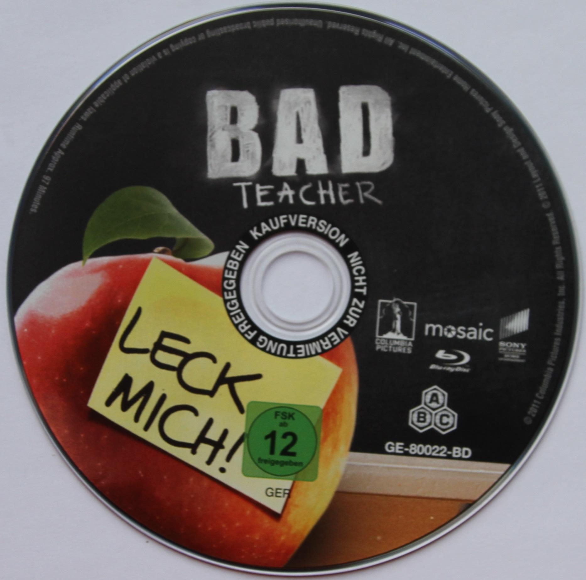 Bad teacher Disk