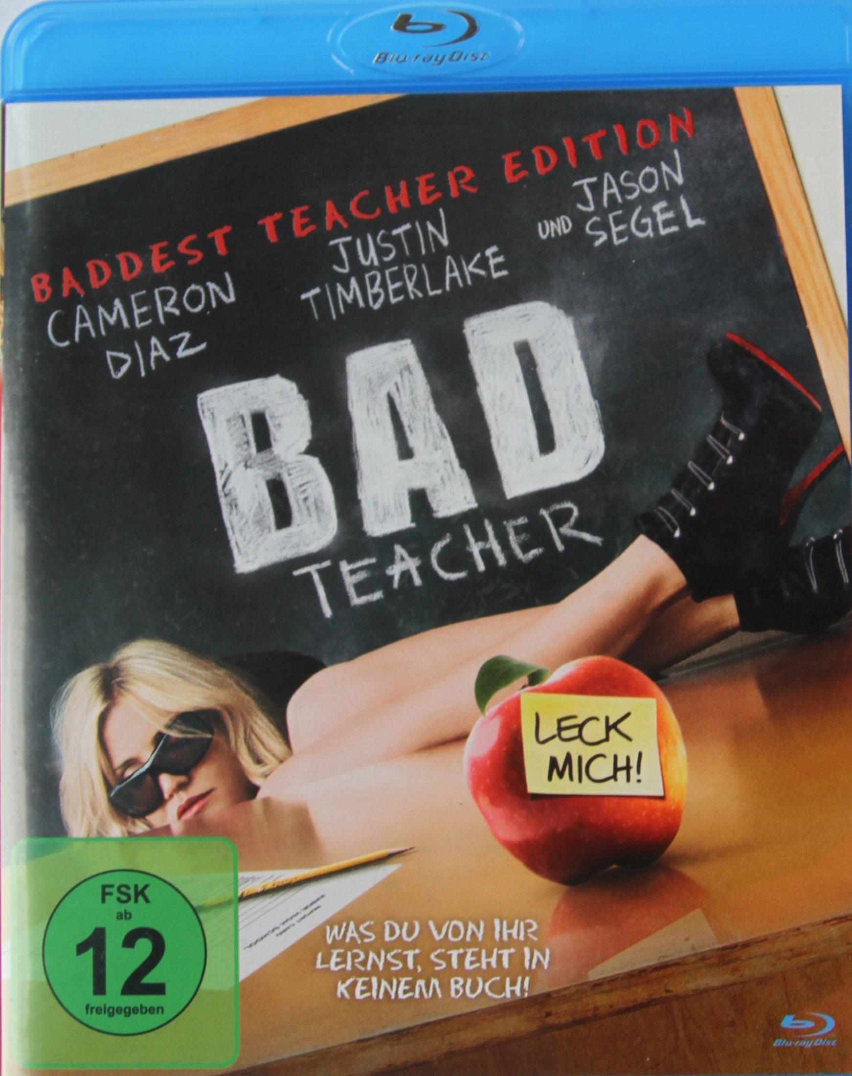 Bad teacher Front