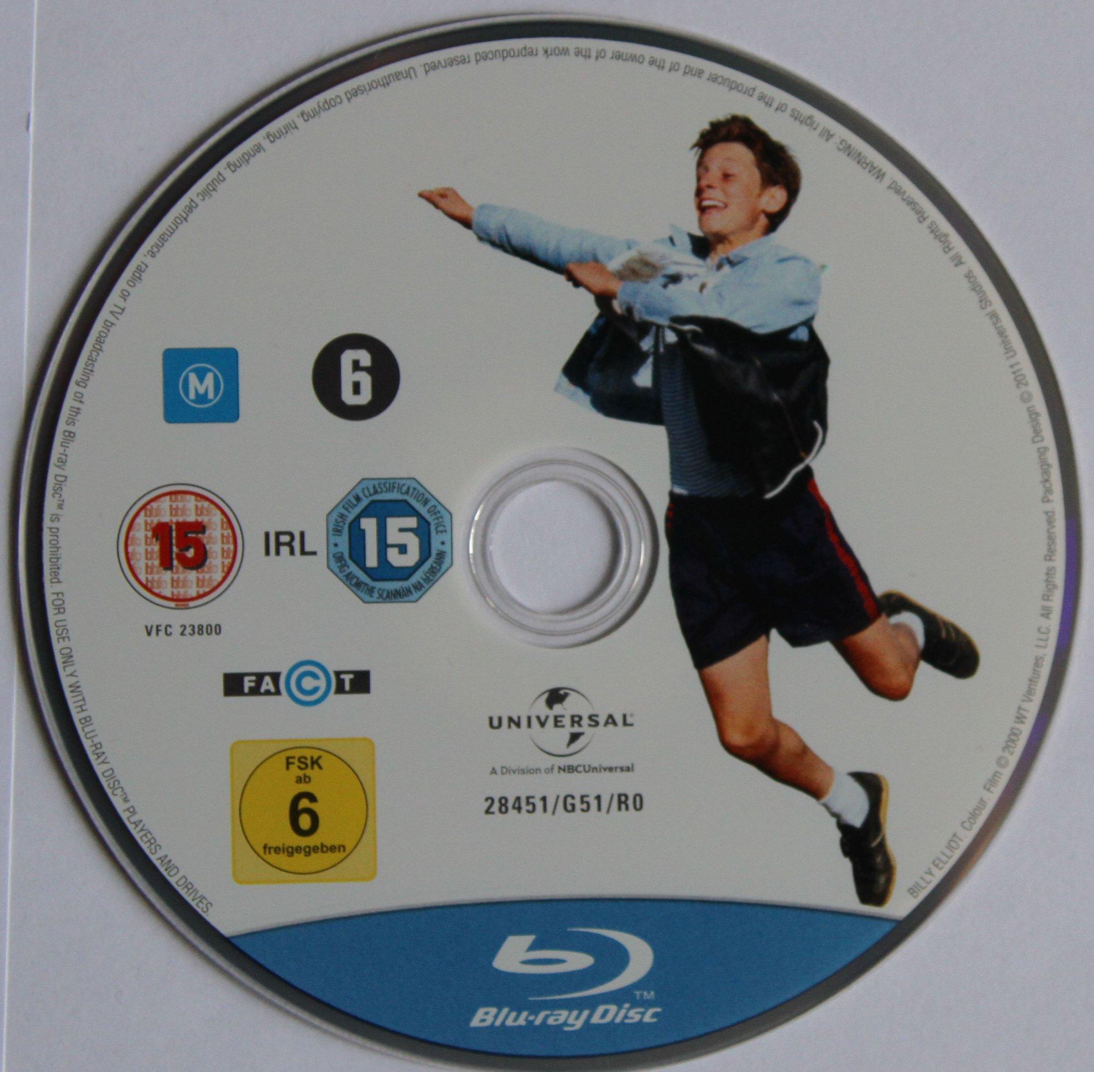 Billy Elliot Disk