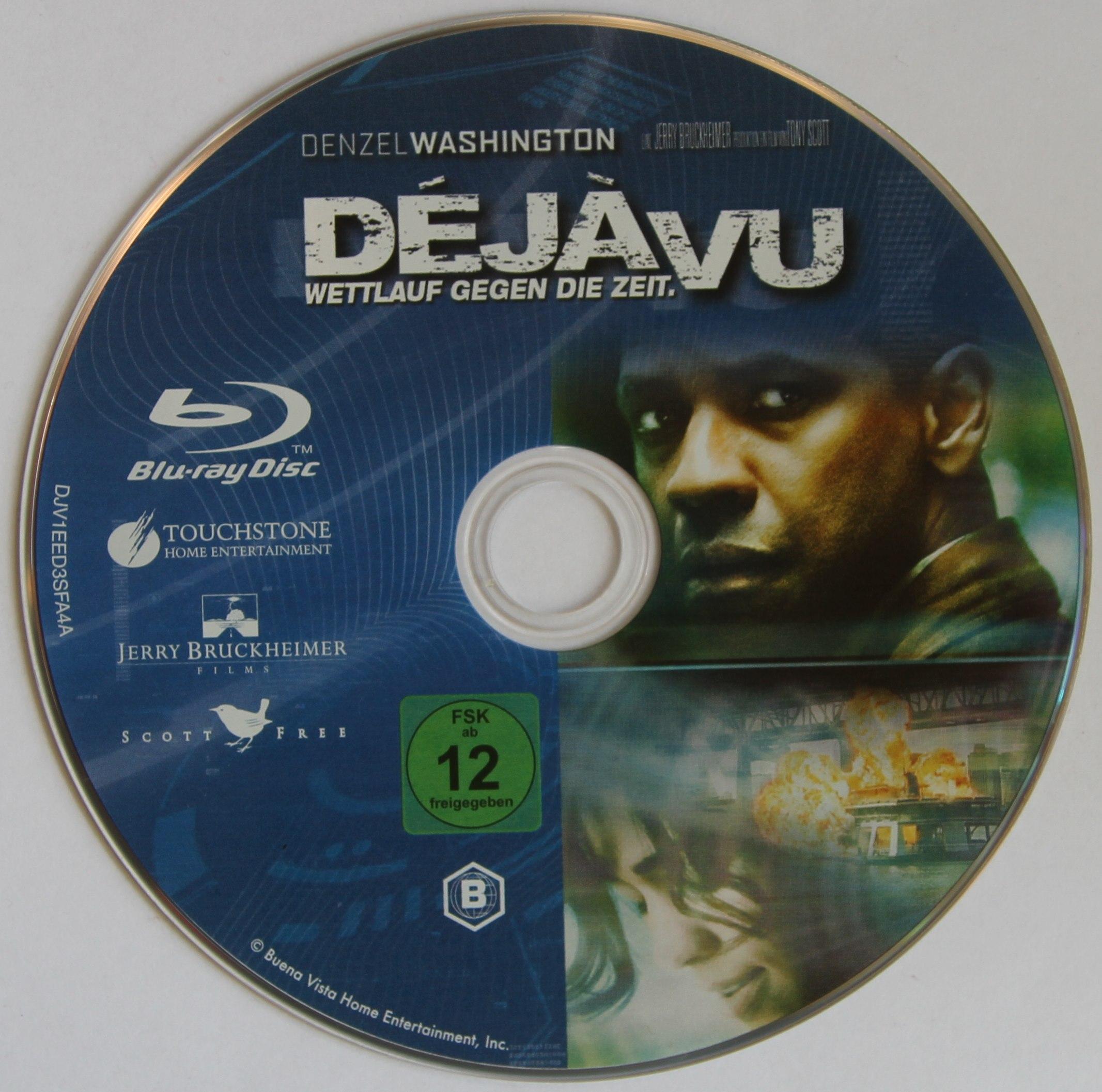 Deja Vu Disk