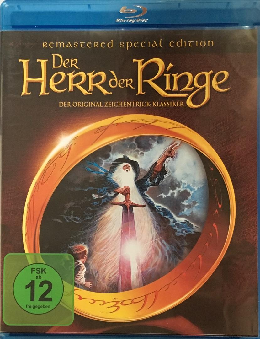 Der Herr der Ringe (1978) Front