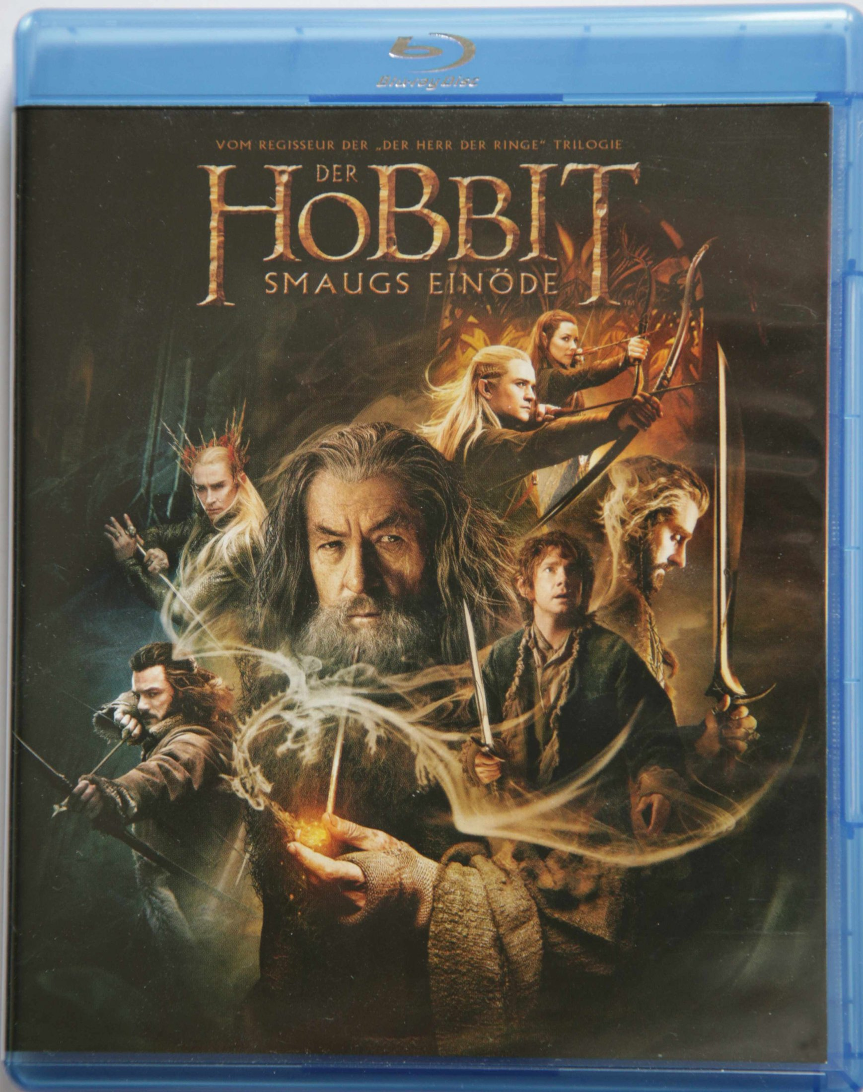 Der Hobbit - Smaugs Einöde Front