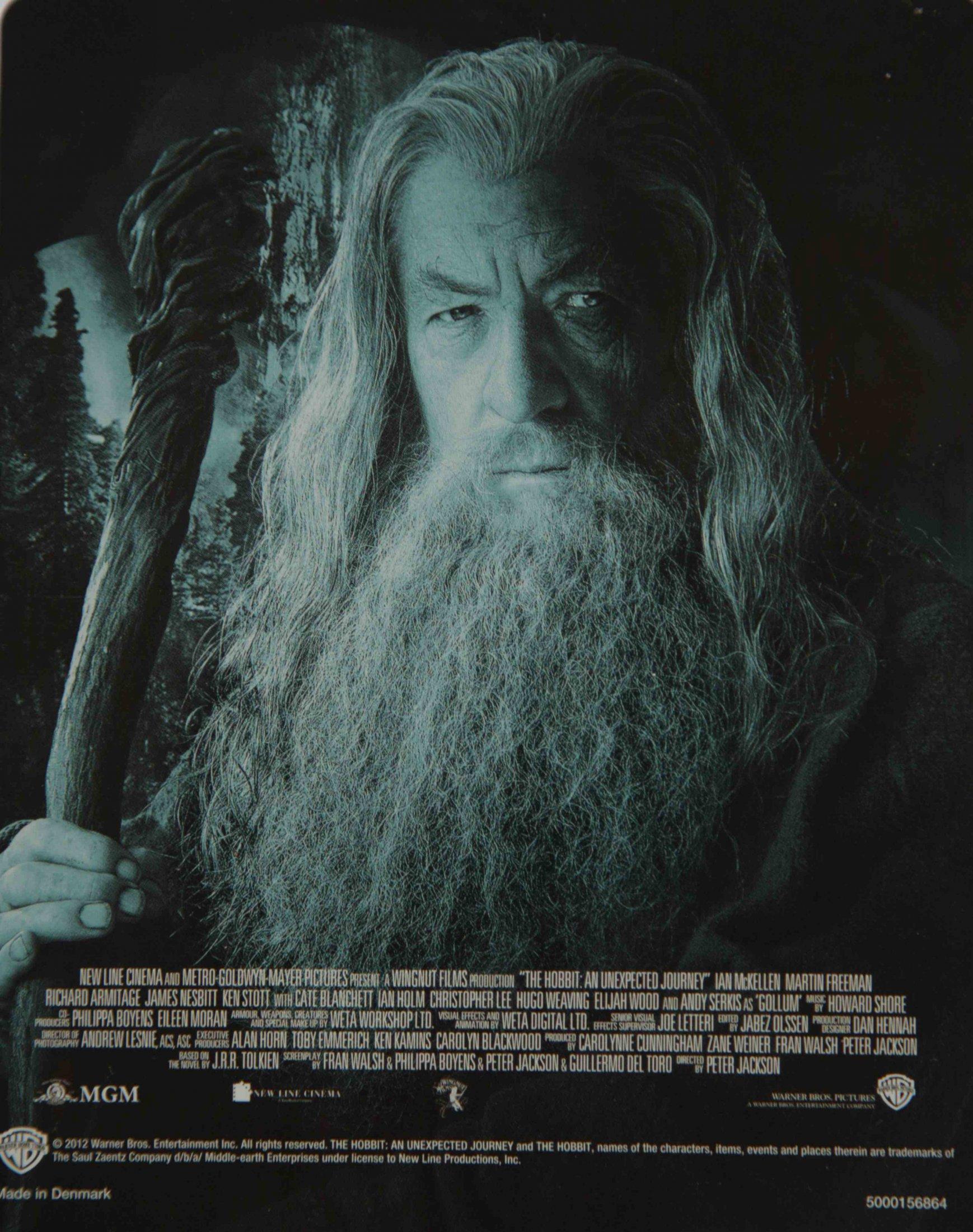 Der Hobbit Trilogie 1Back