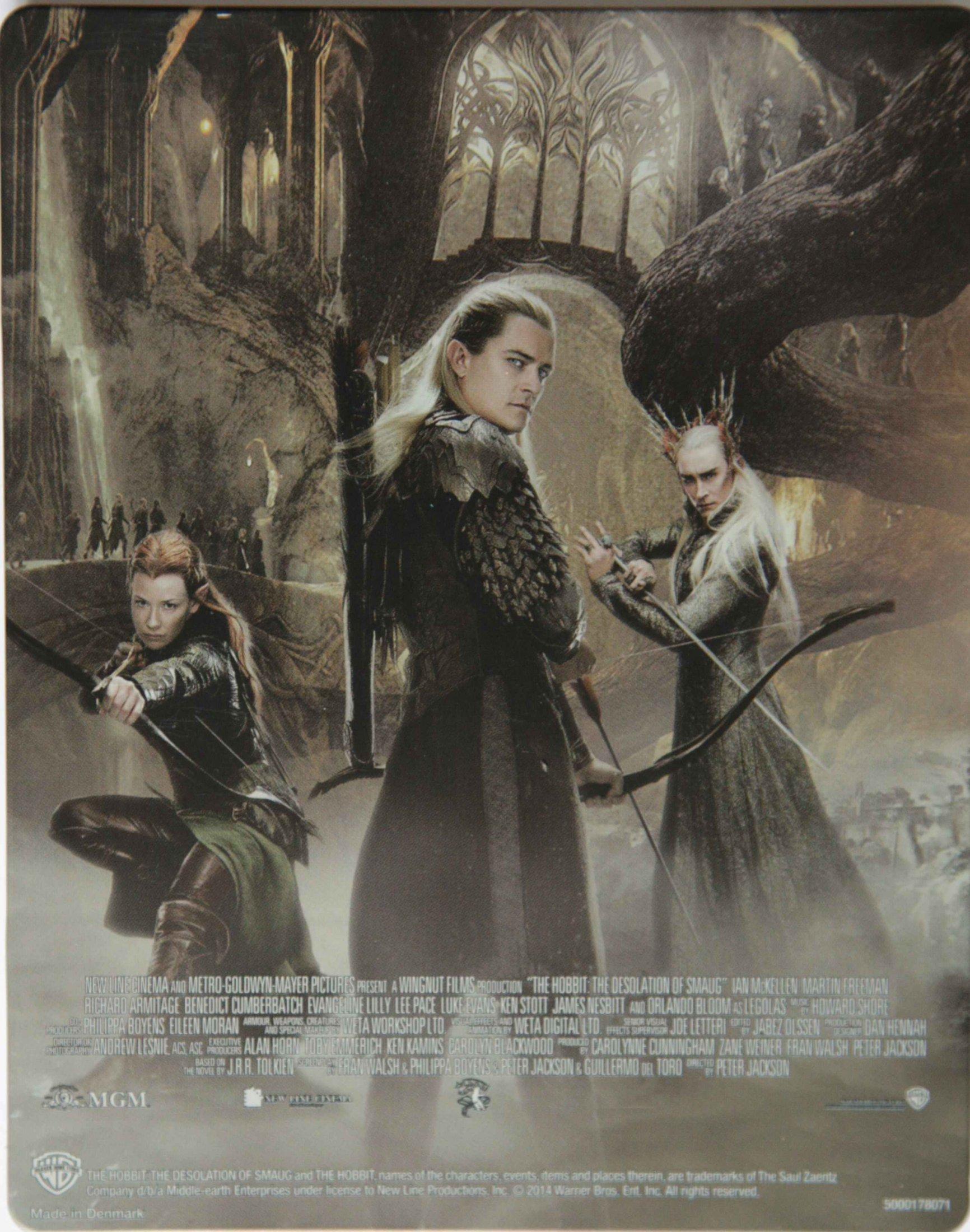 Der Hobbit Trilogie 2Back