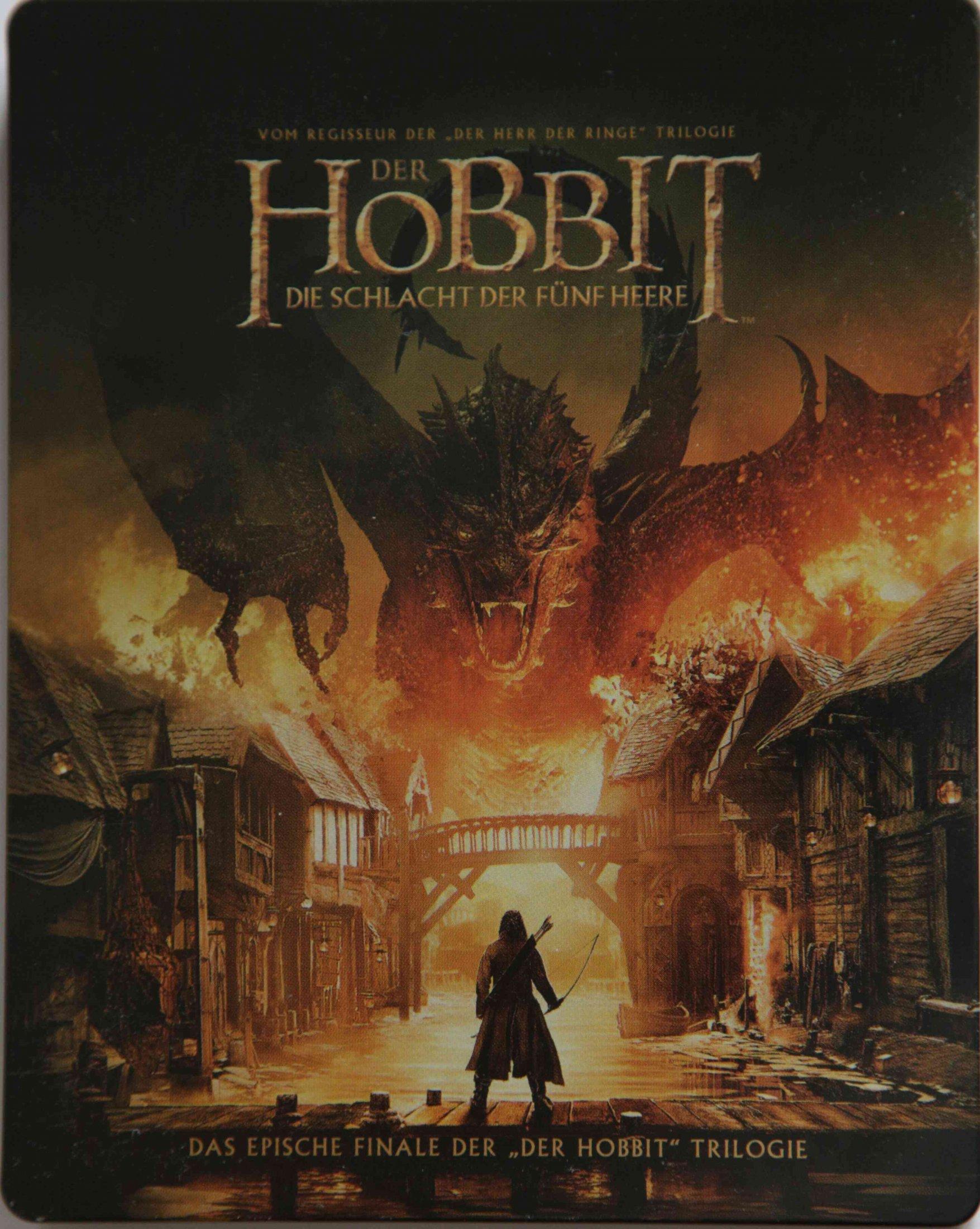 Der Hobbit Trilogie 3Front