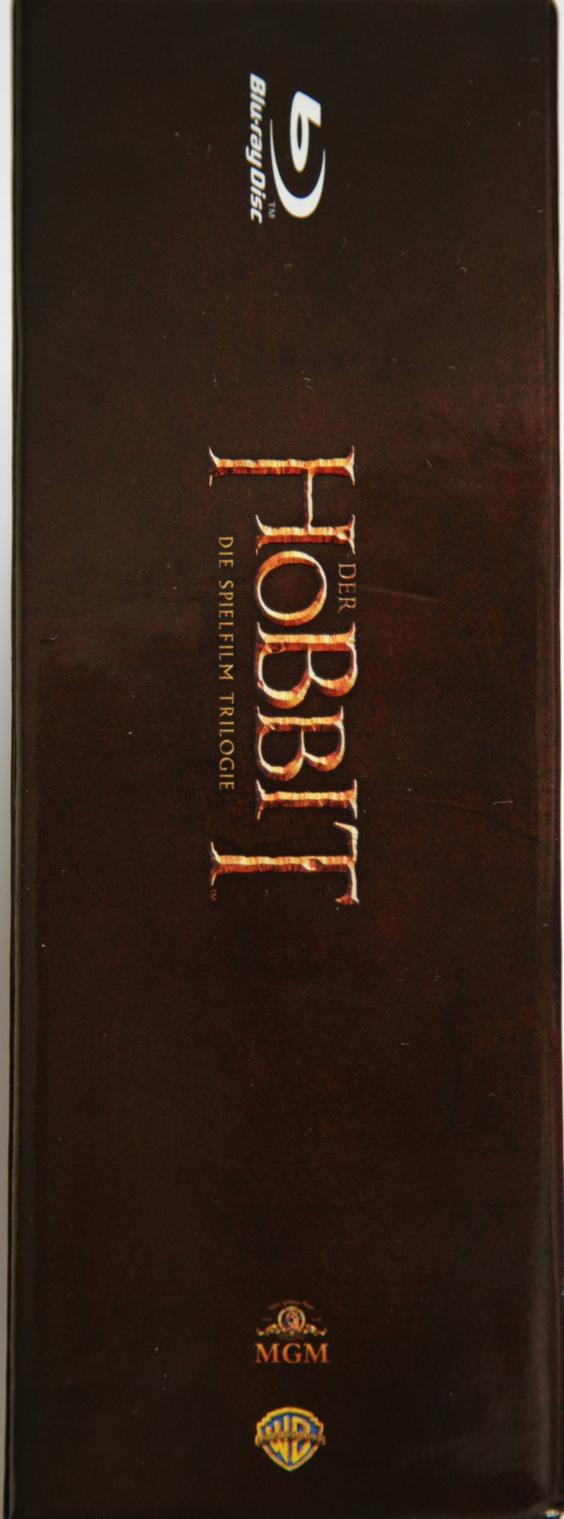 Der Hobbit Trilogie BoxRücken