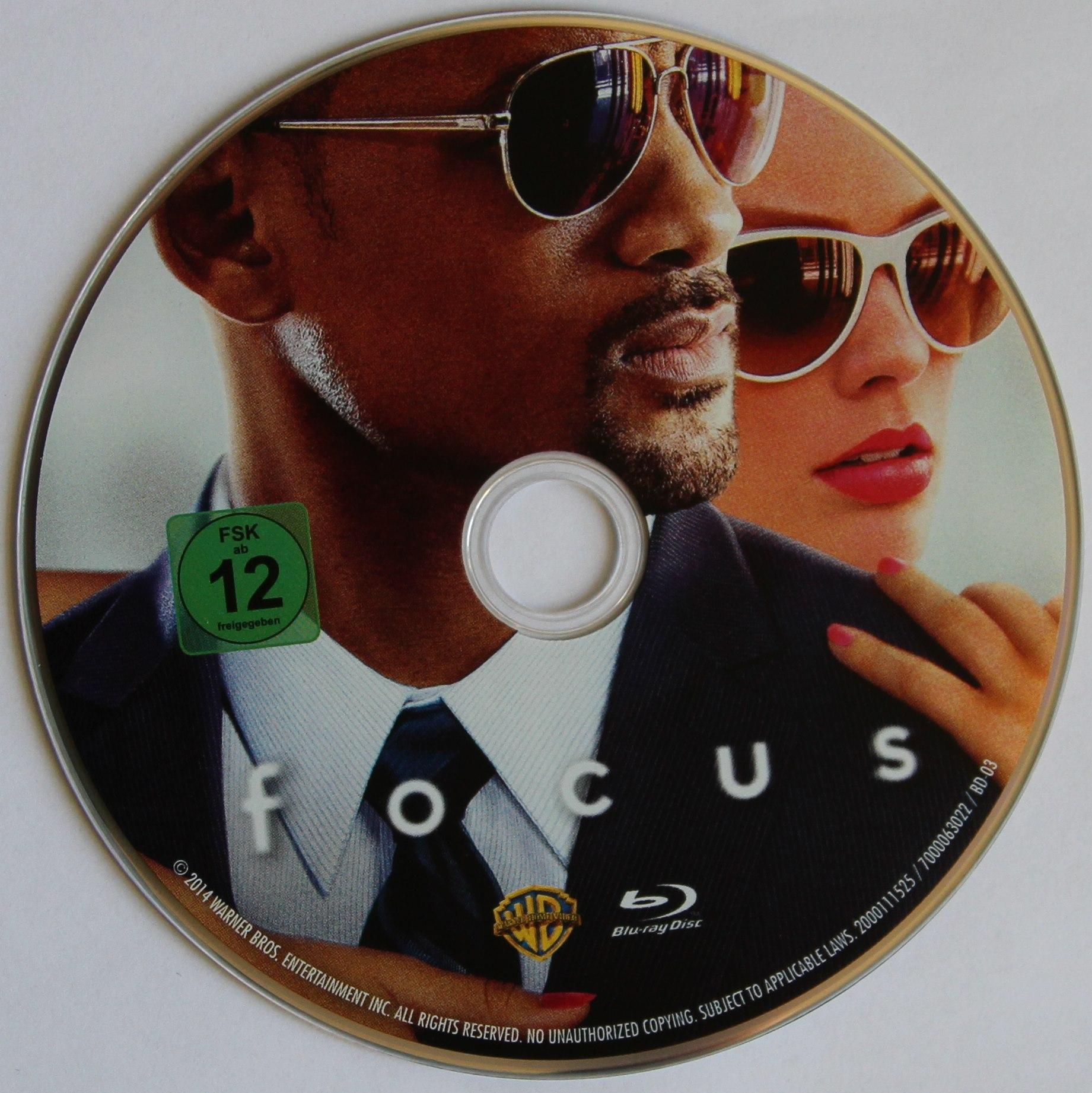 Focus Disk