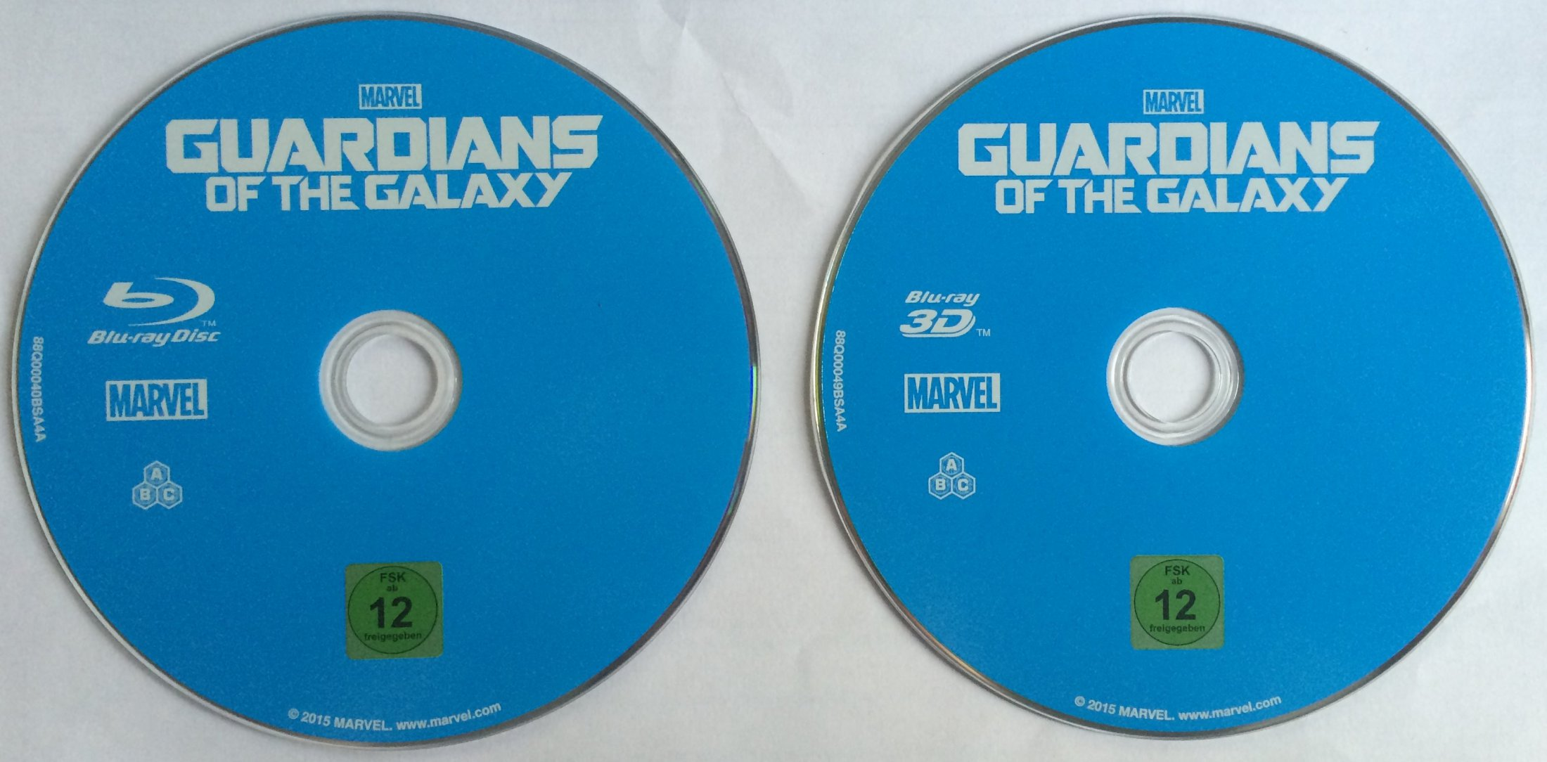 Guardians of the Galaxy Disk