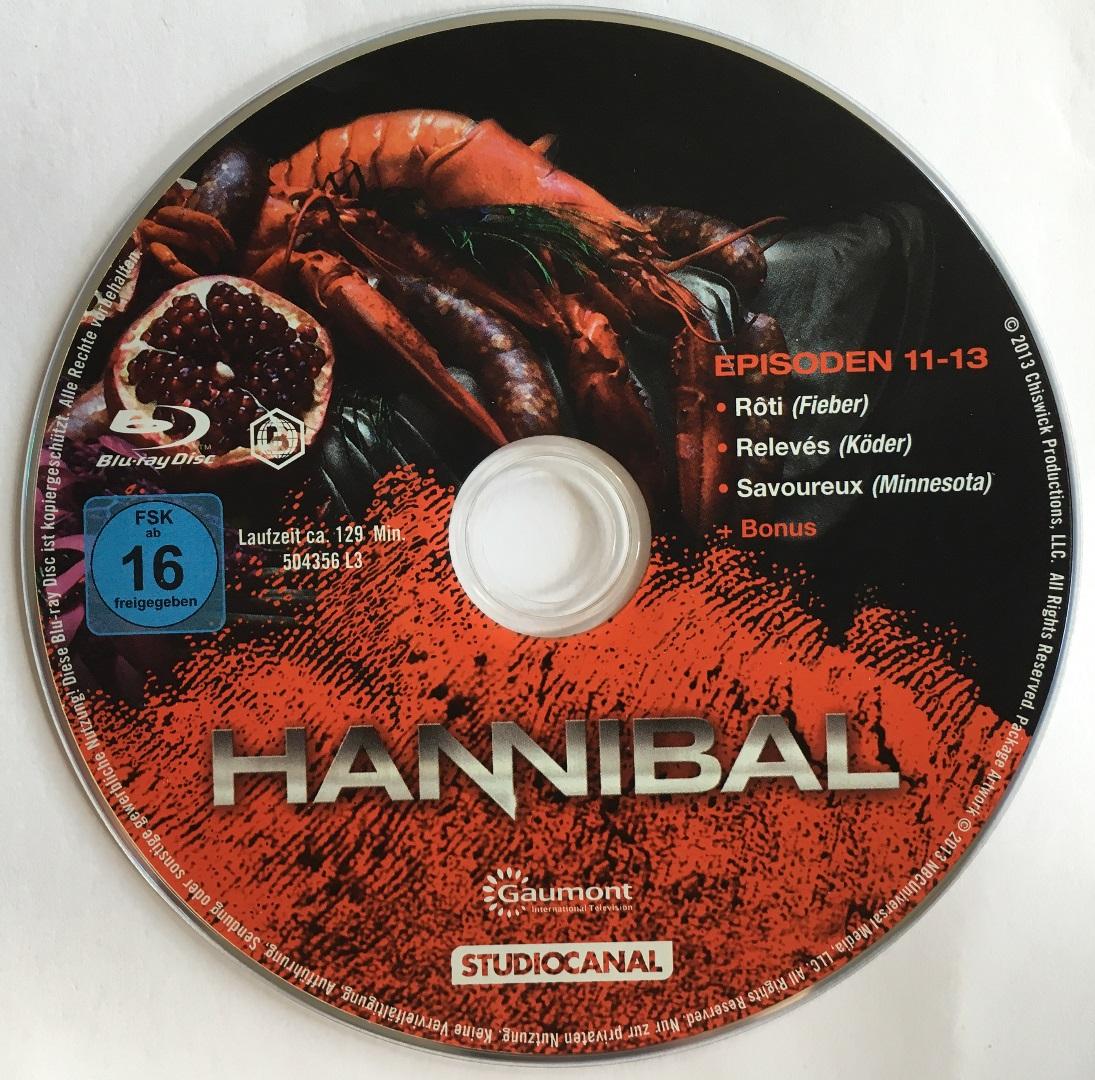 Hannibal Season 1 Disk 3