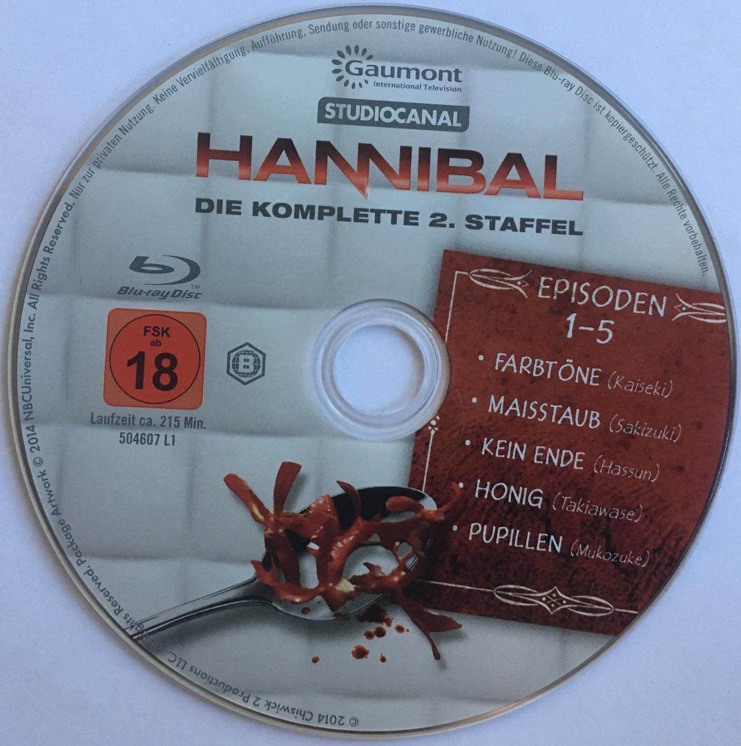Hannibal Season 2 Disk 1