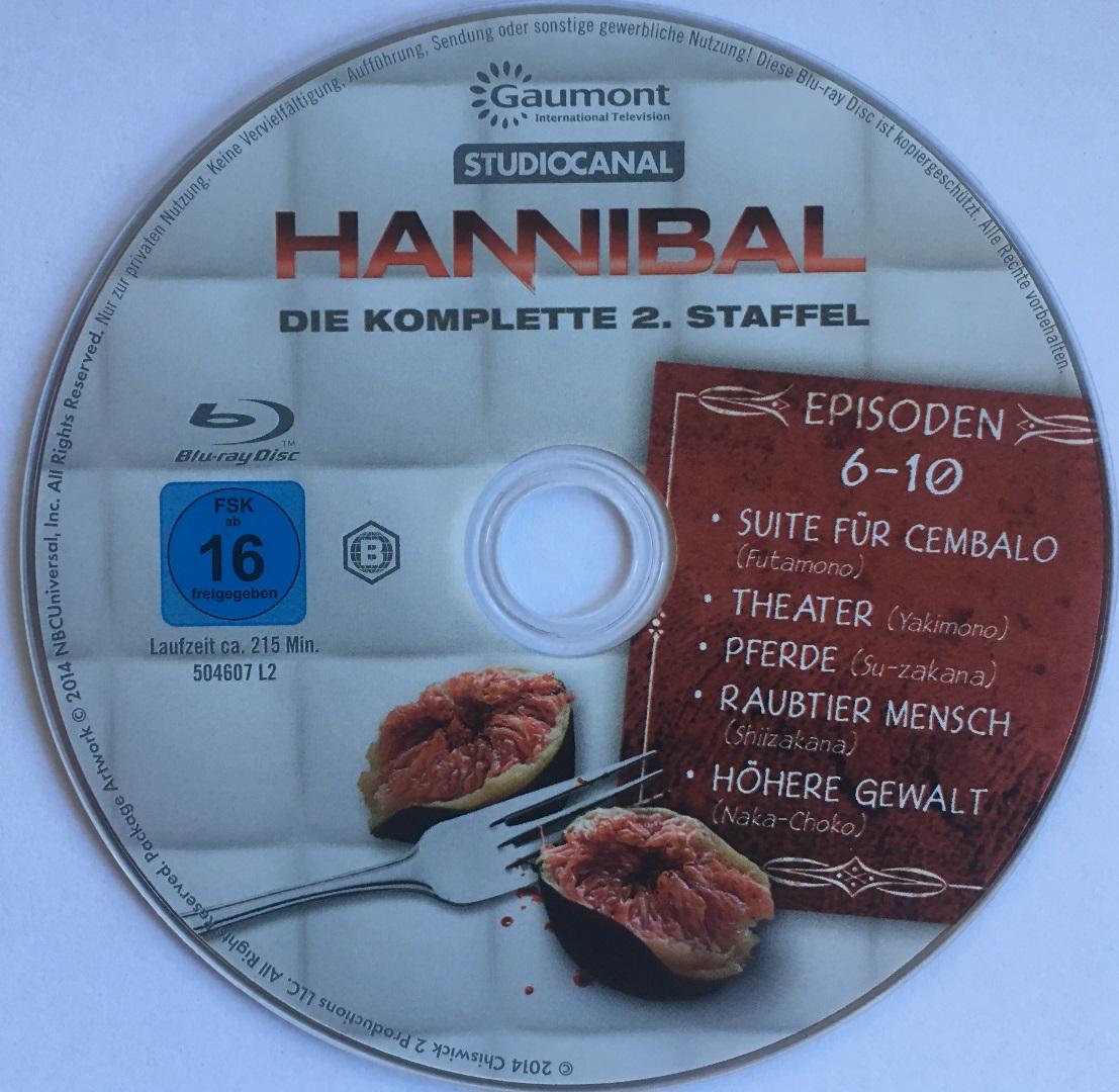 Hannibal Season 2 Disk 2