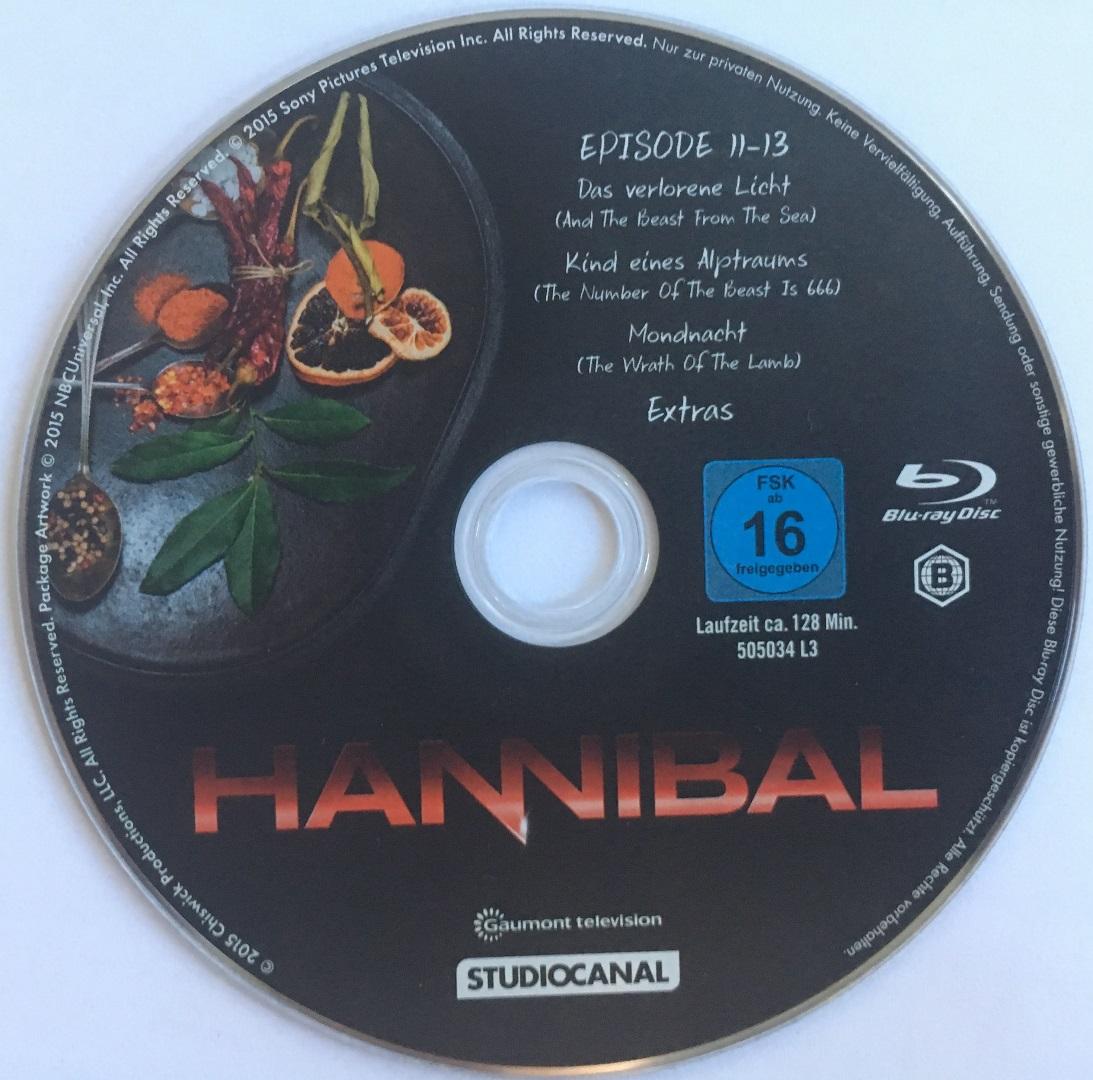 Hannibal Season 3 Disk 3