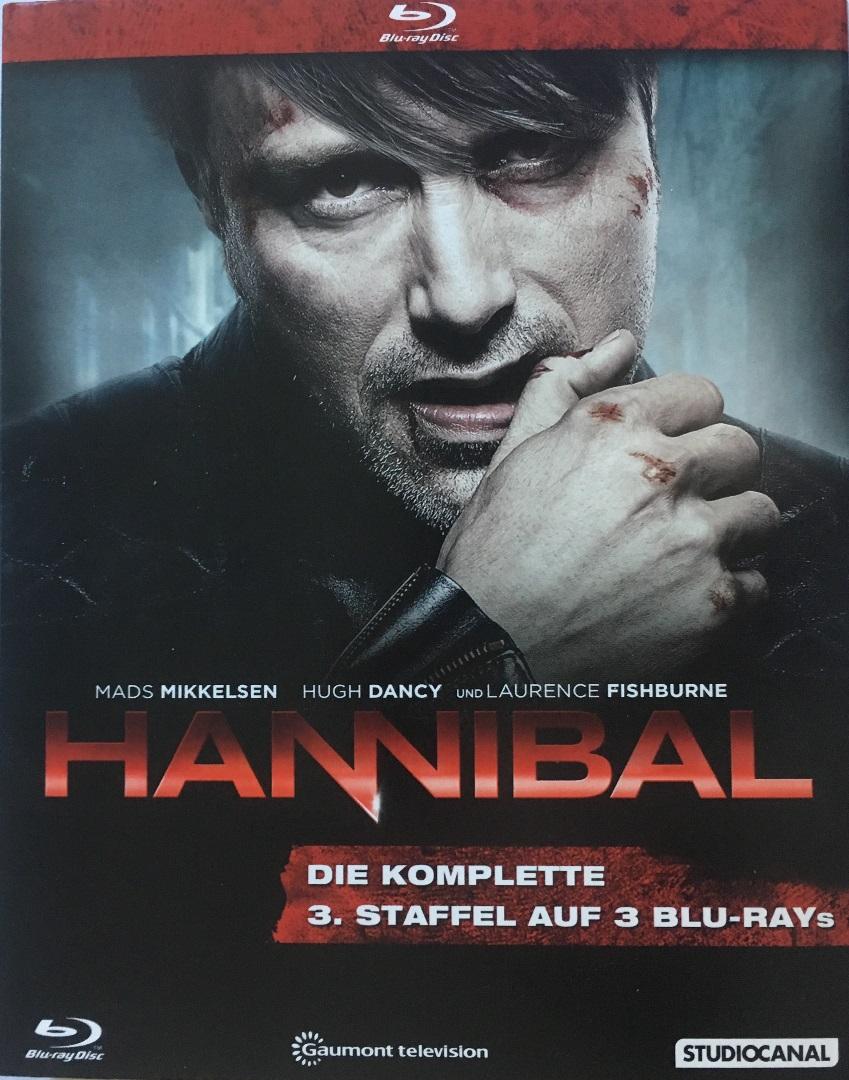 Hannibal Season 3 PappFront