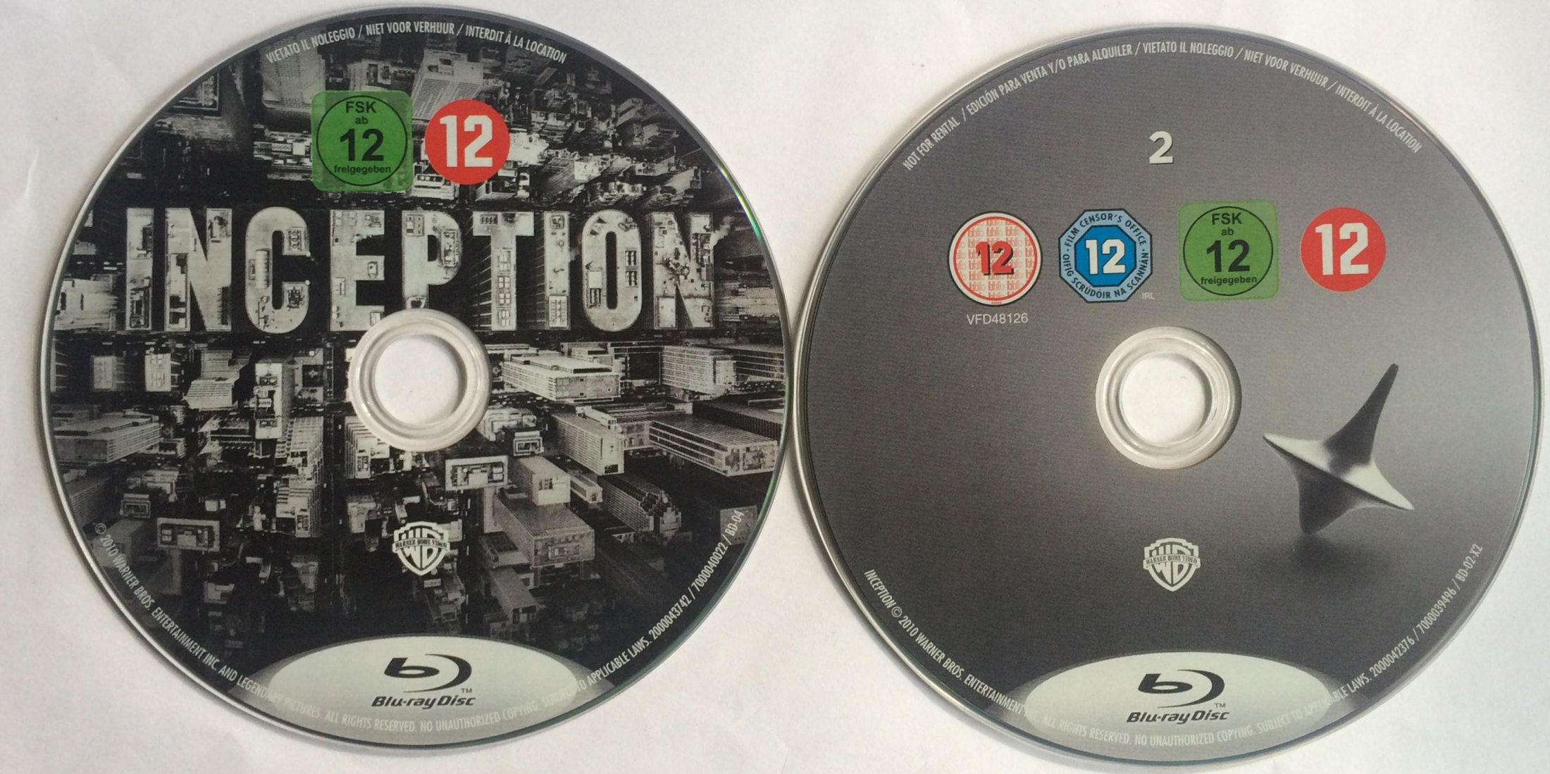 Inception Disks