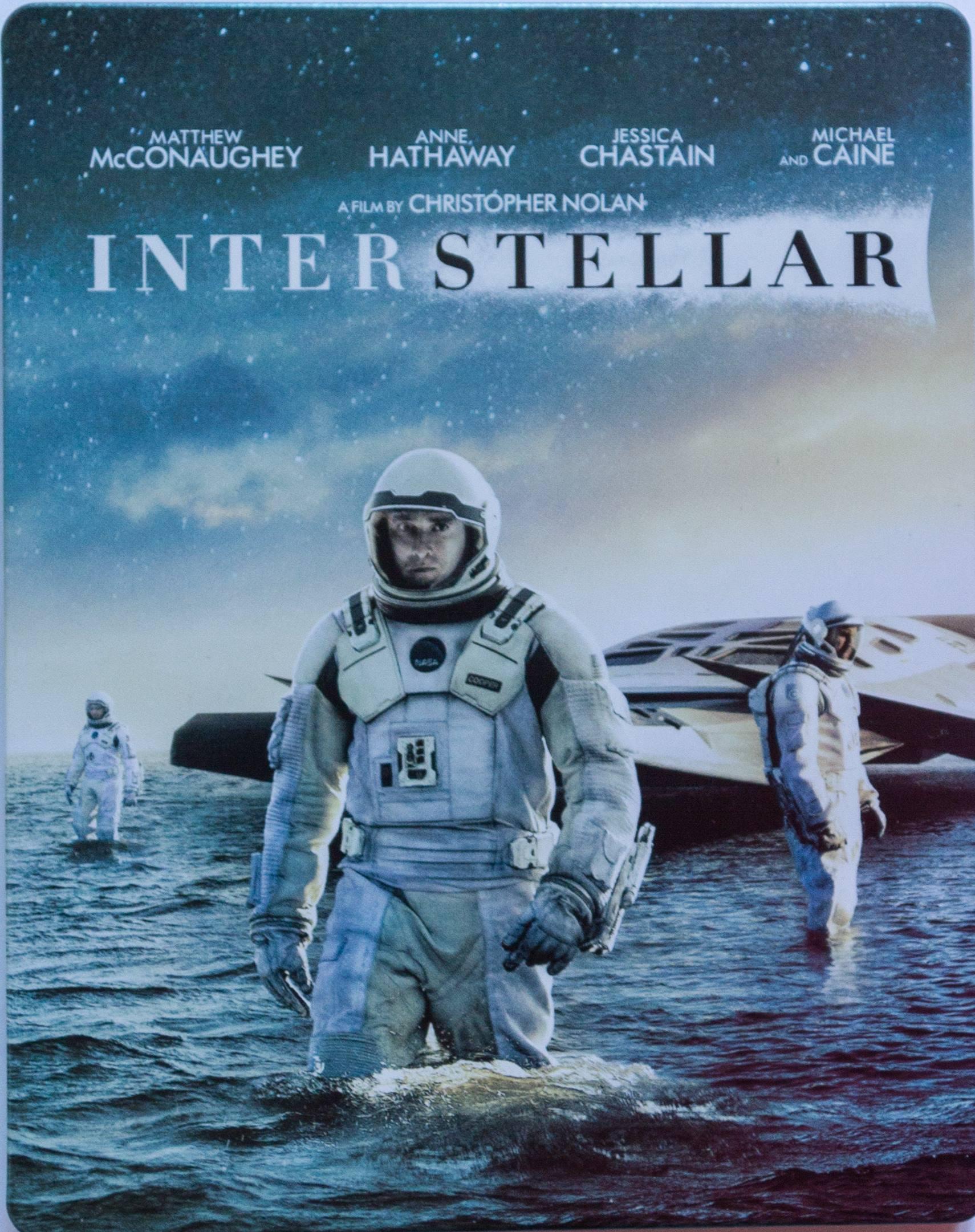 Interstellar Stellebook Front