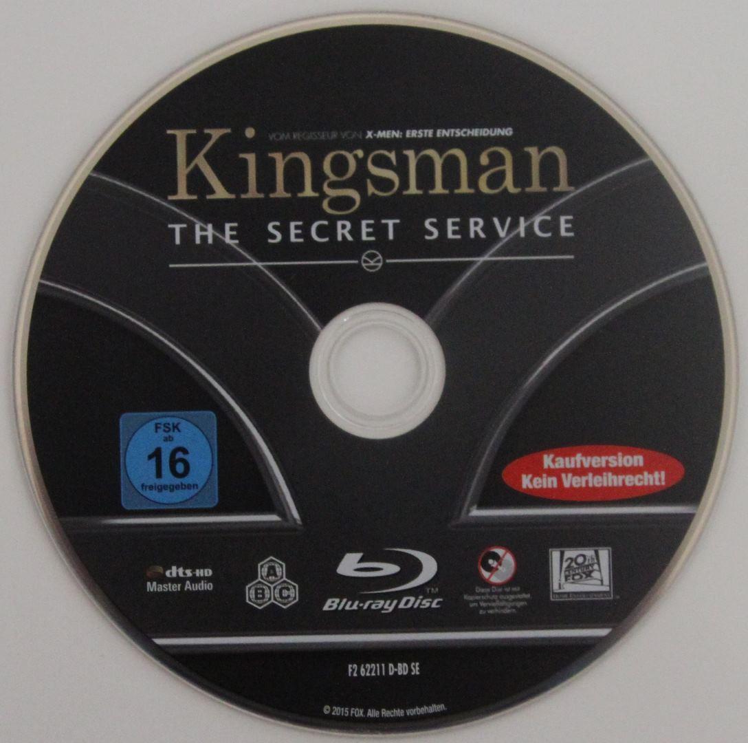Kingsman Disk