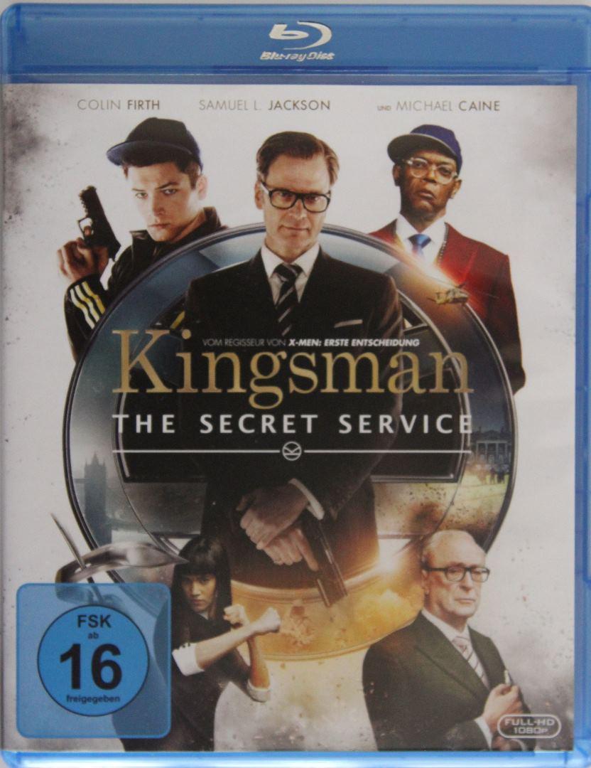 Kingsman Front
