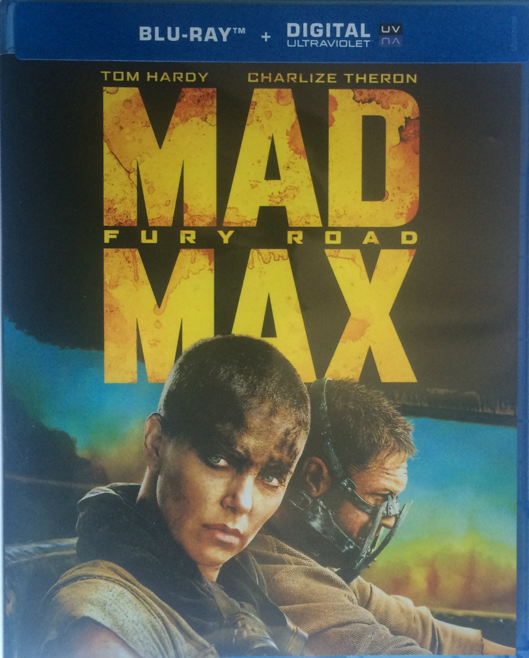 Mad Max Fury Road Front