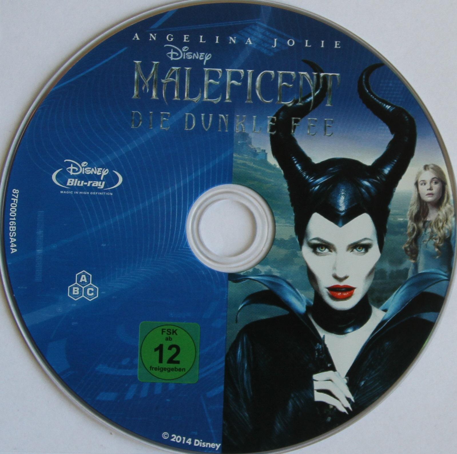 Maleficent Disk