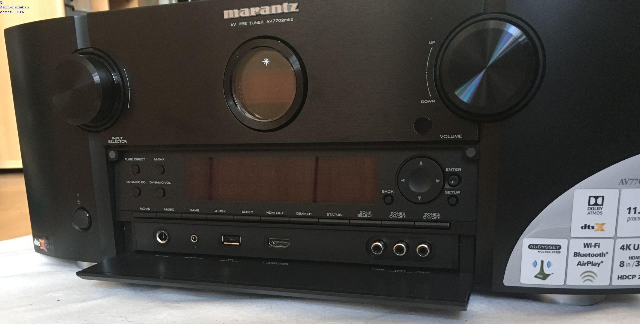 Marantz AV7702 MKII031