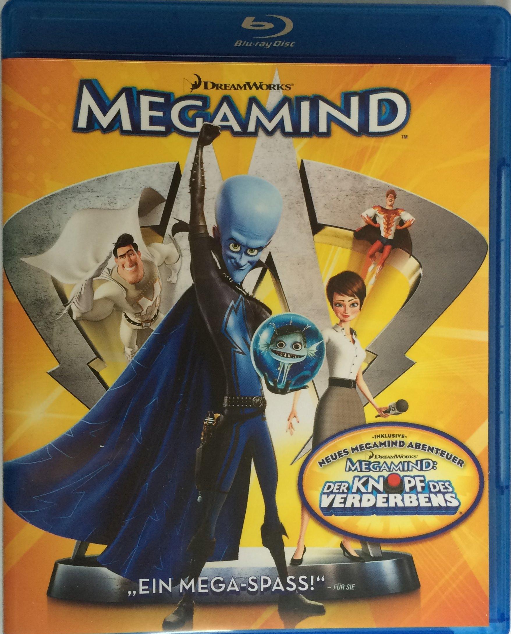 Megamind Front