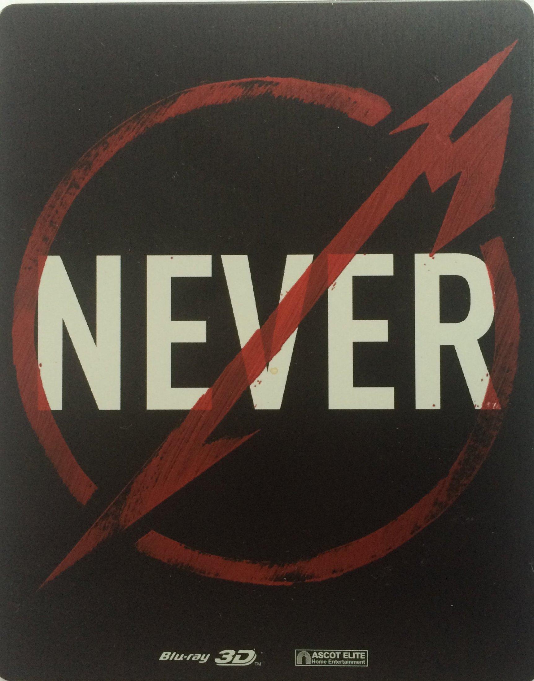 Metallica Through The Never Front