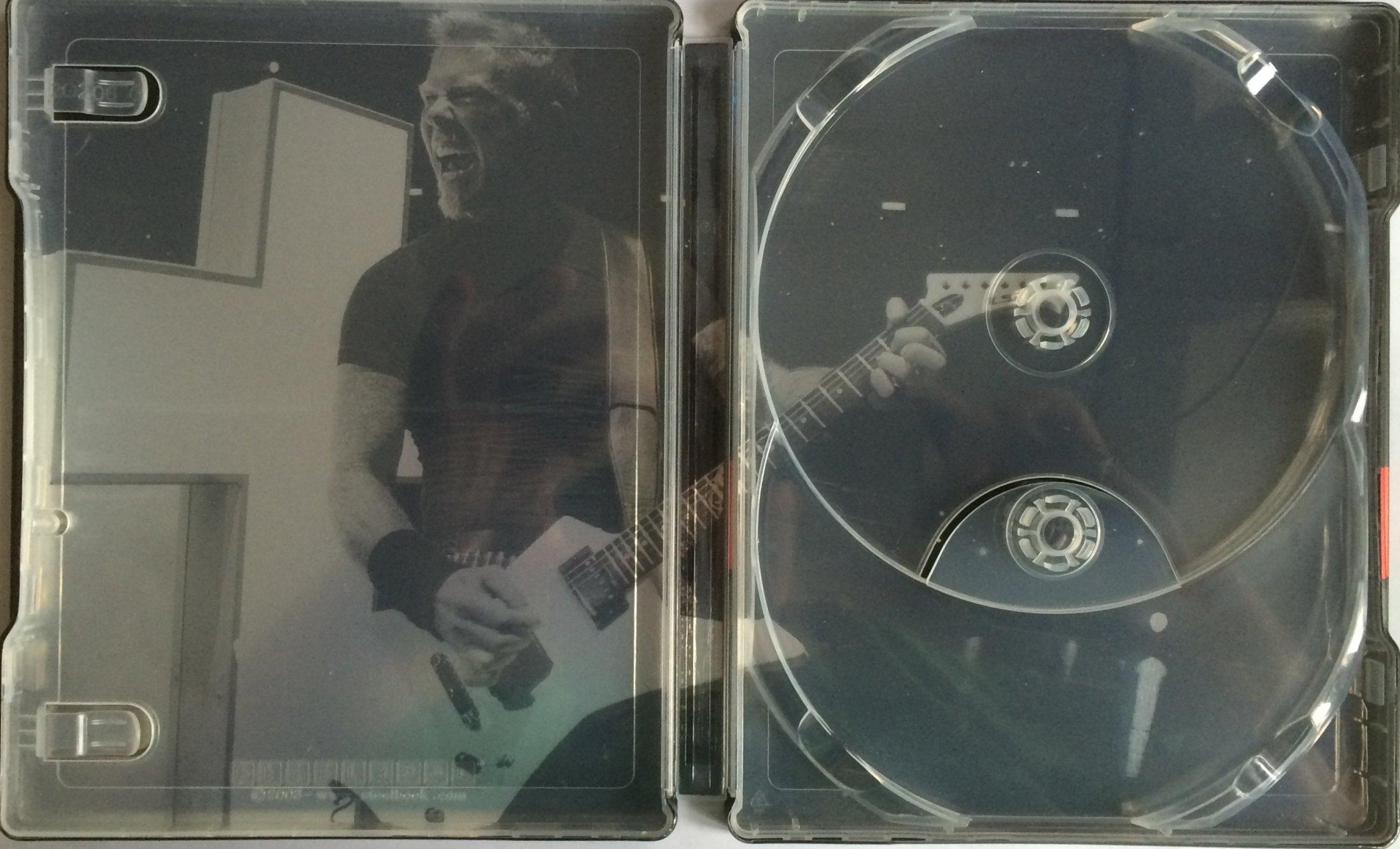 Metallica Through The Never Innen