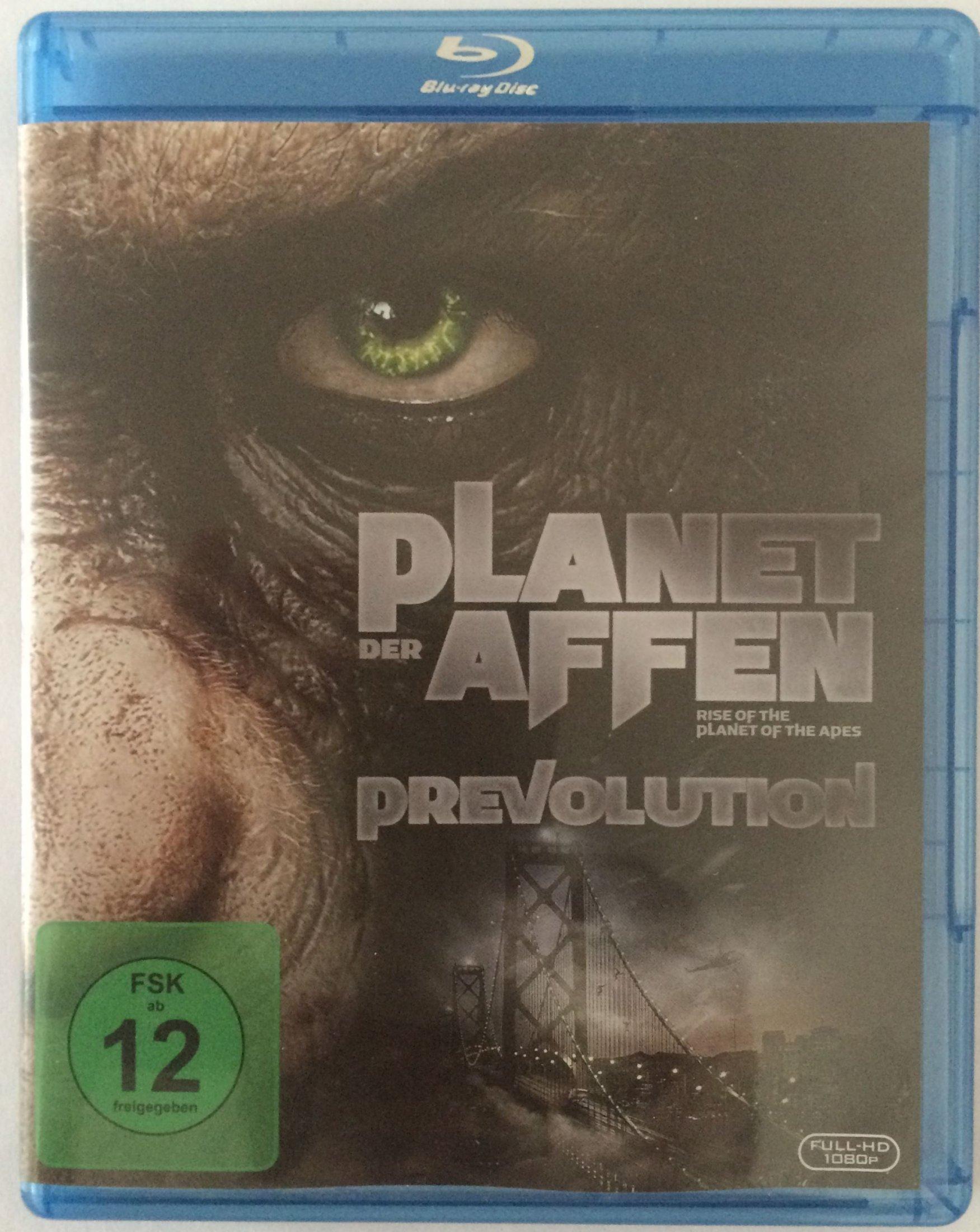 Planet der Affen -Prevolution Front