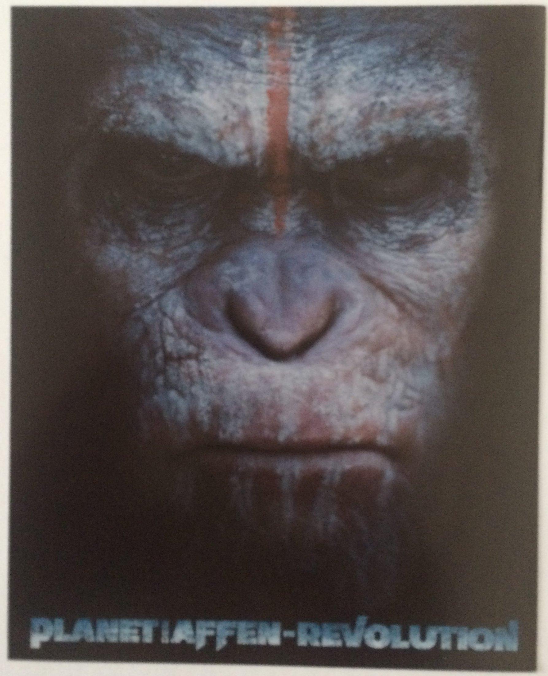 Planet der Affen -Prevolution extra