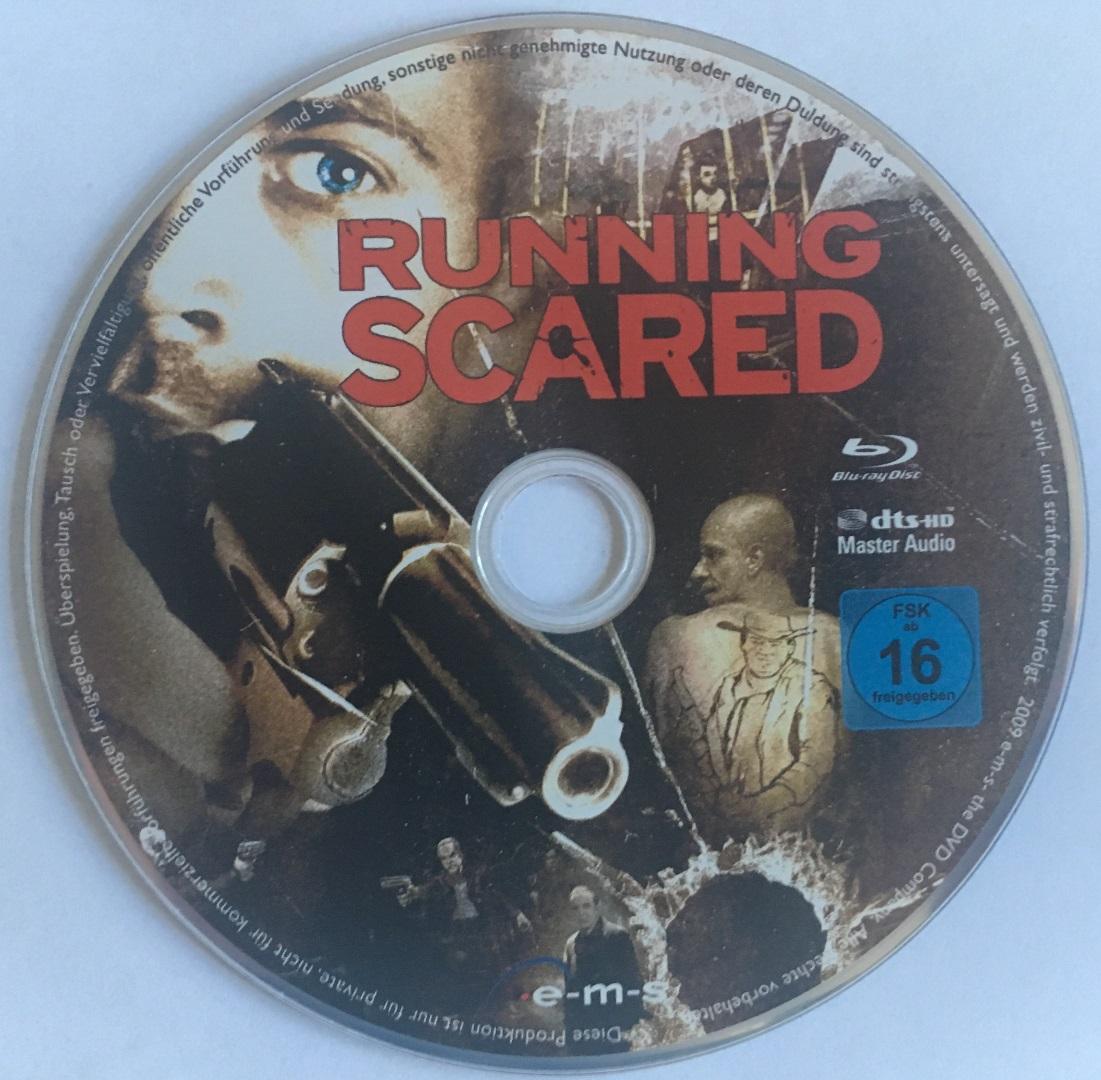 Running Scared Disk