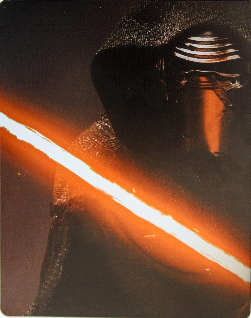Star Wars 7 Steelbook Front