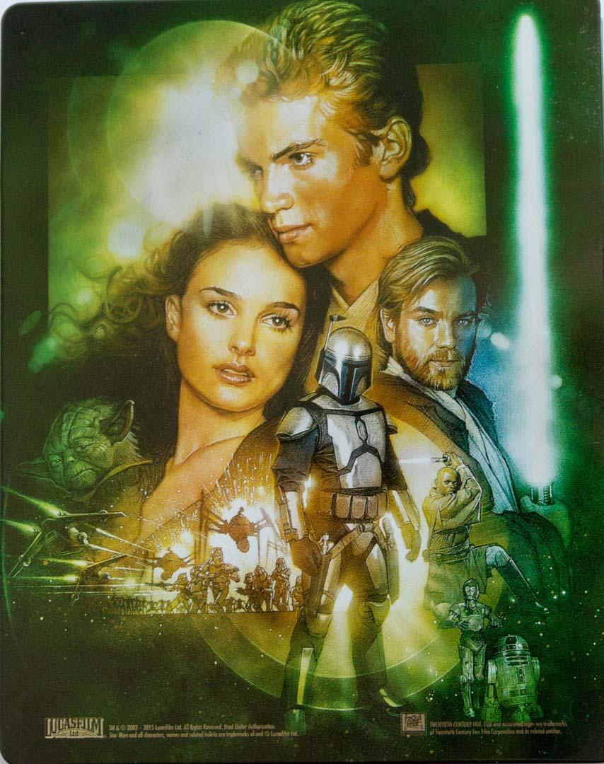 Star Wars Episode II Steelbook03