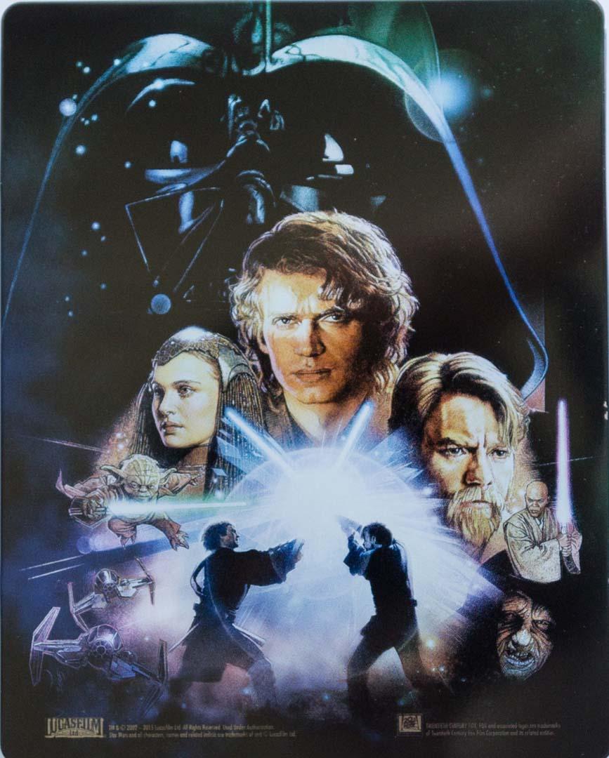 Star Wars Episode III Steelbook03