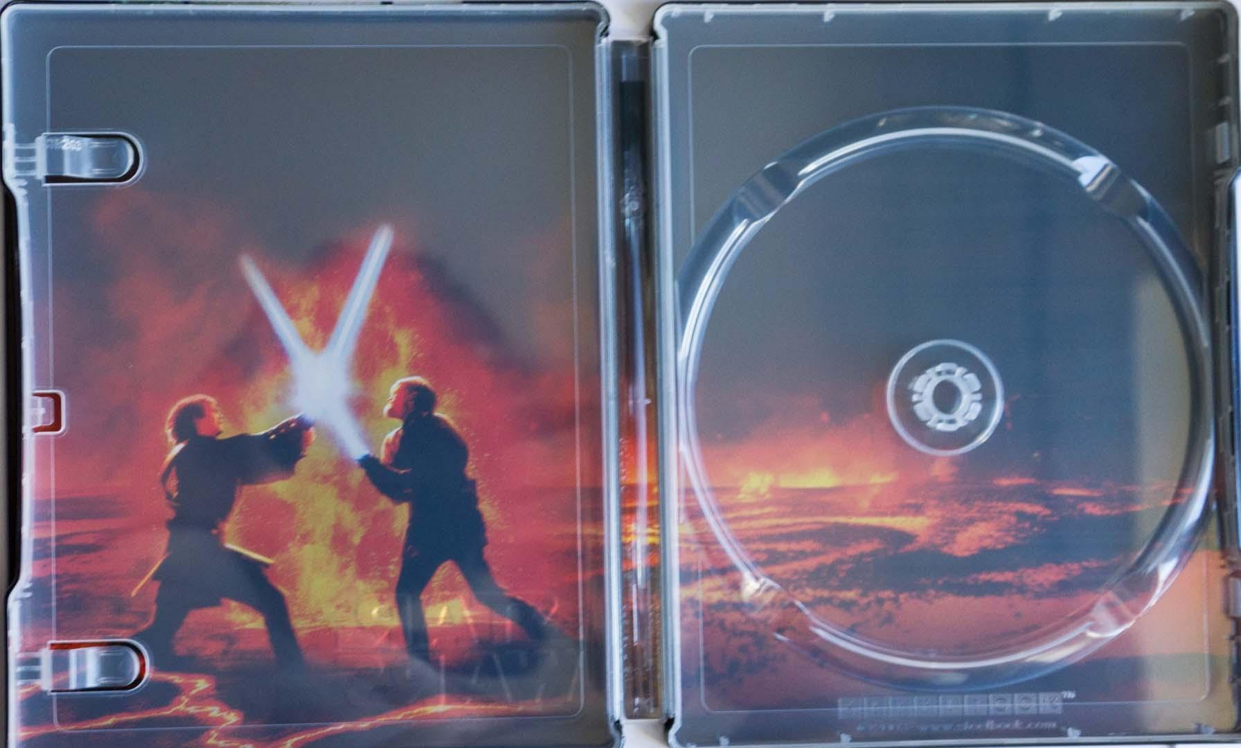 Star Wars Episode III Steelbook05
