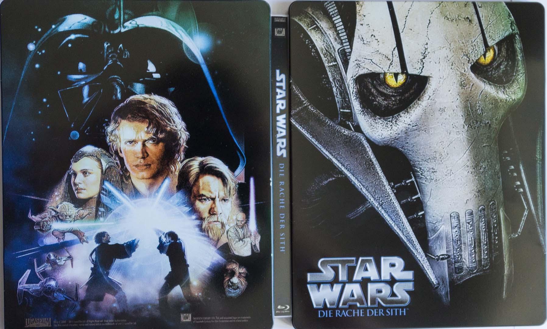 Star Wars Episode III Steelbook06