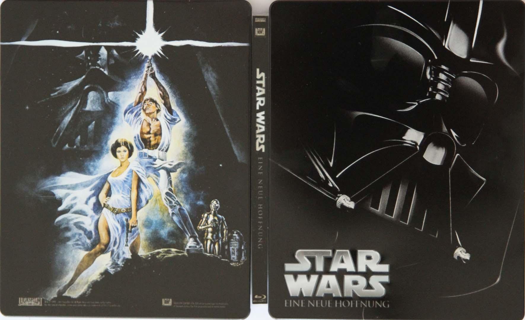 Star Wars Episode IV Steelbook04