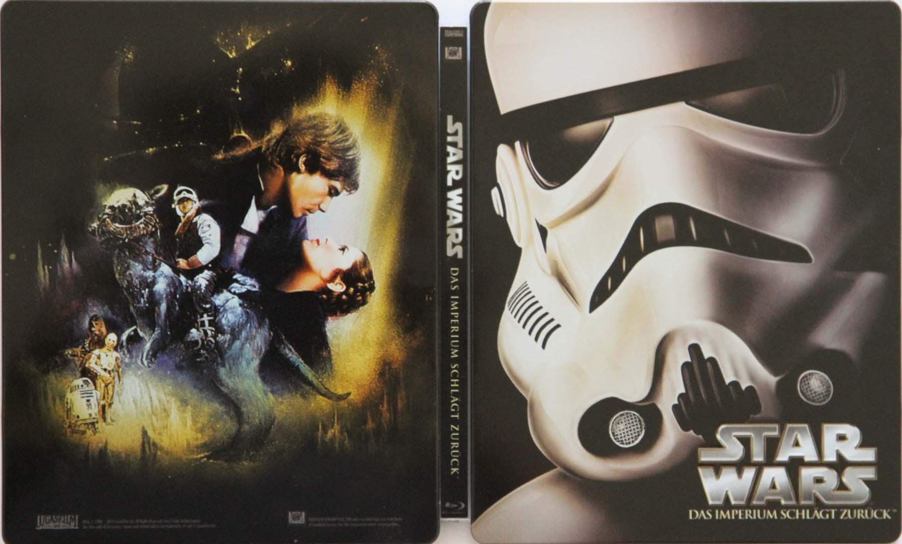 Star Wars Episode V Steelbook05