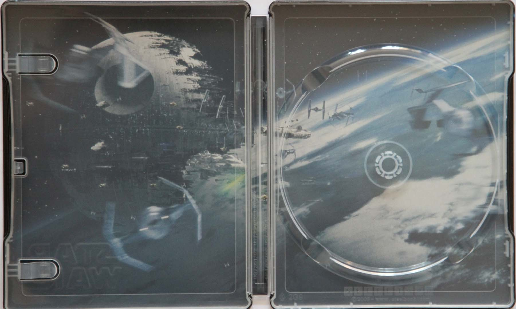 Star Wars Episode VI Steelbook05