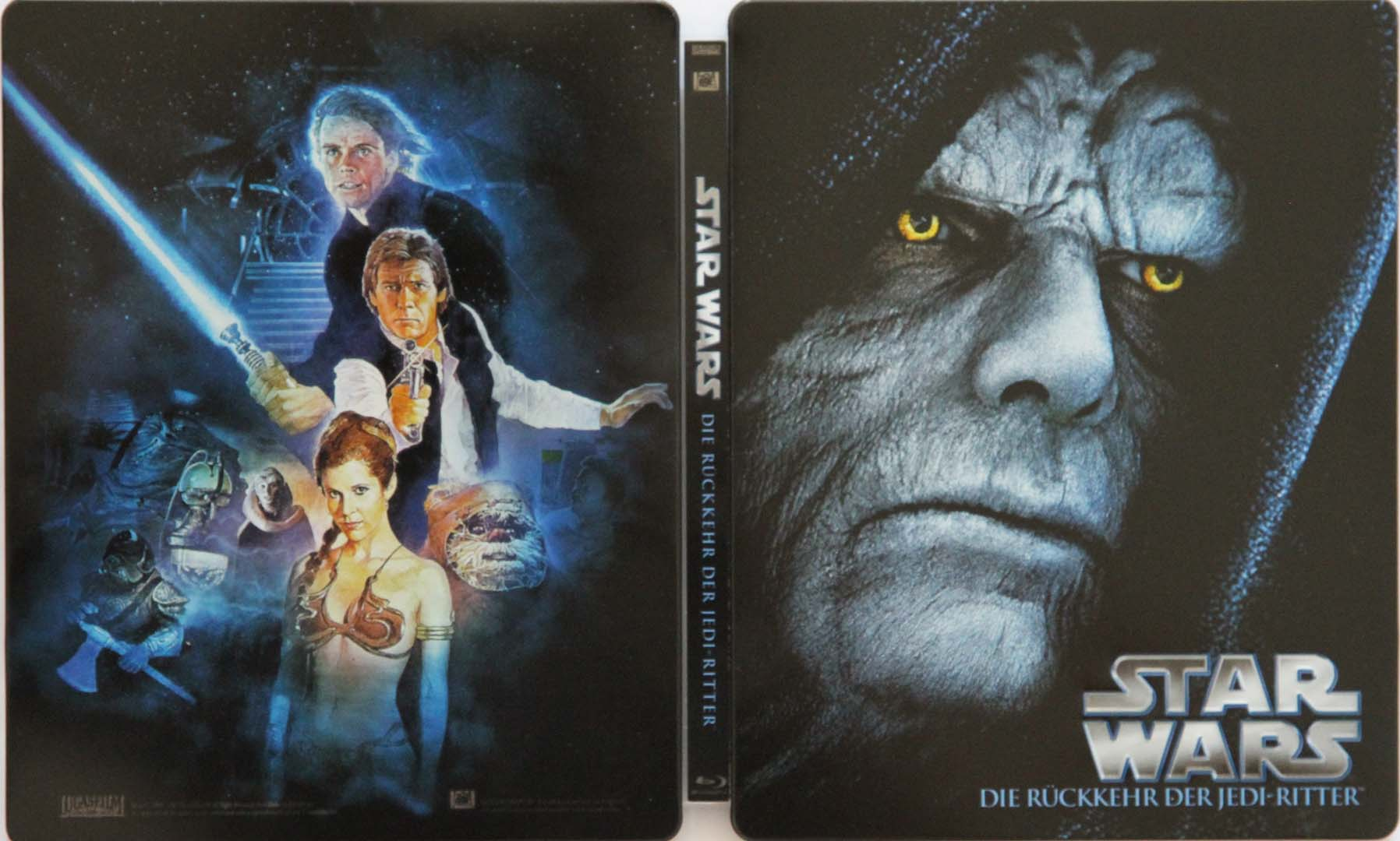 Star Wars Episode VI Steelbook06