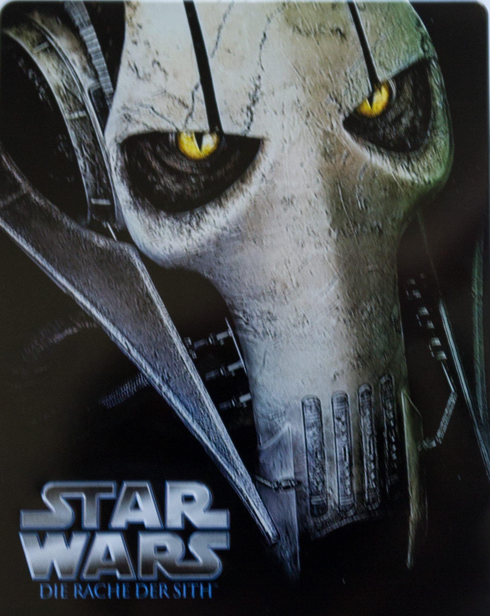 Star Wars III Front