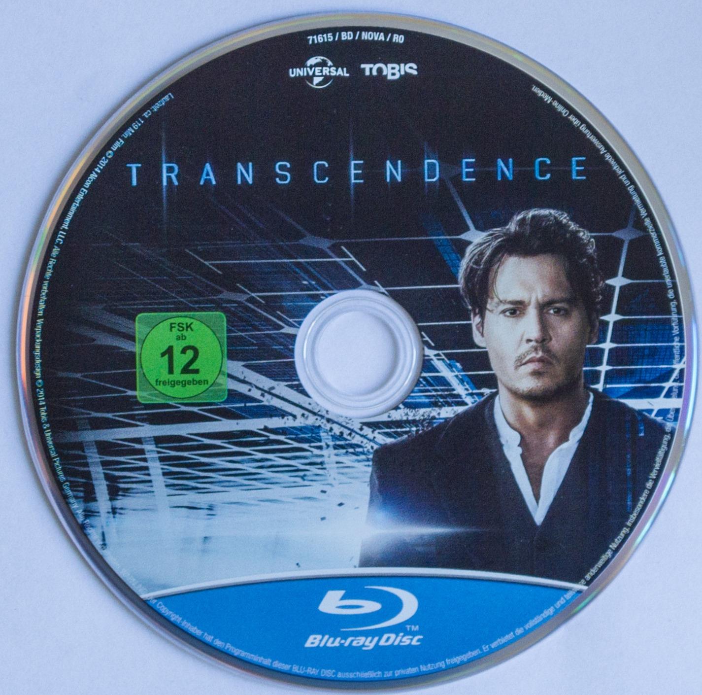Transcendence Disk