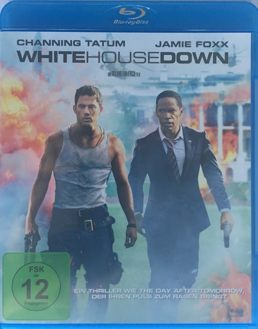 White House Down Front