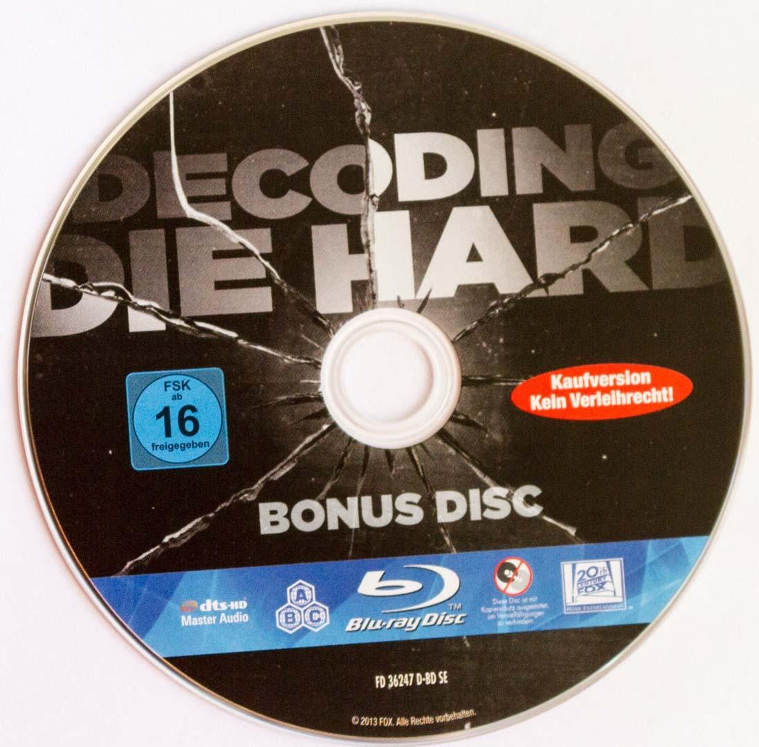 die hard nakatomi plaza Disk 6
