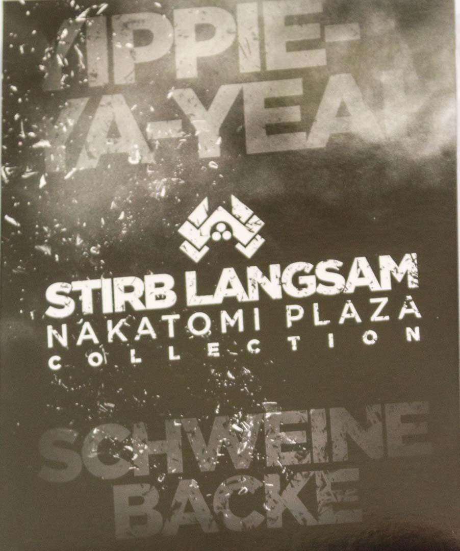 die hard nakatomi plaza Schuber 1