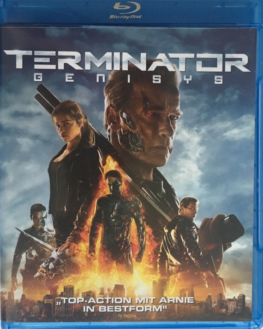 terminator genisys Front