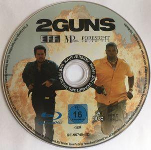 2Guns Disk